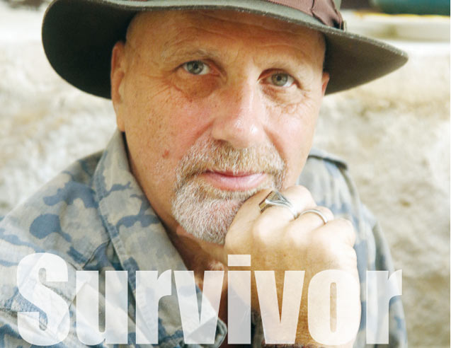 Yossi Ghinsberg retells his incredible, true-life story of survival in the Amazon