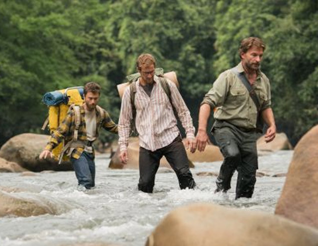 Harry Potter gets lost in the Amazon in MIFF opening night film Jungle