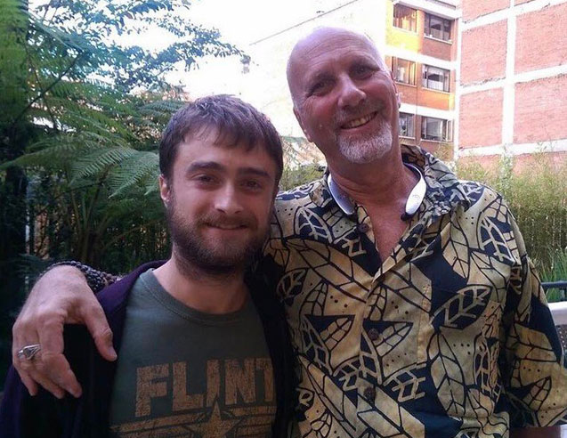 Yossi Ghinsberg on Yahoo TV: Surviving three weeks lost in the Amazon