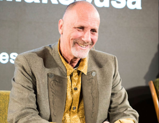 Seven Questions With... Yossi Ghinsberg