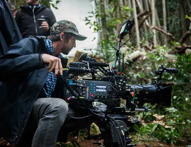 Cooke Optics' Anamorphic/i lenses deployed on 'Jungle'