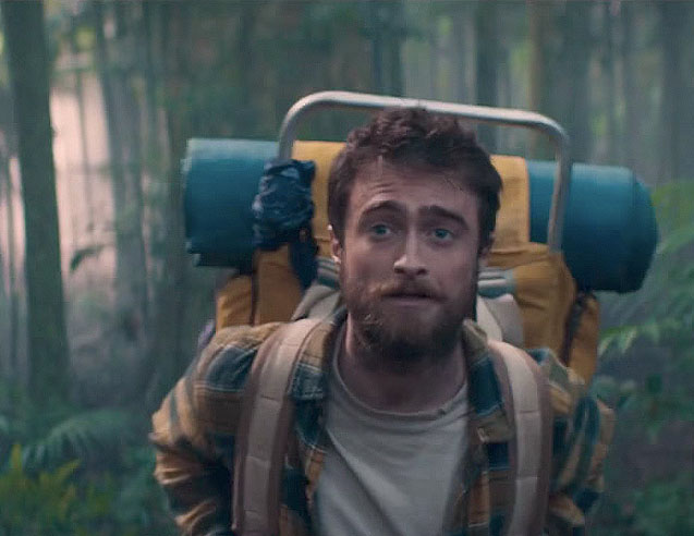 Daniel Radcliffe's Gap Year Turns Terrifying in First 'Jungle' Trailer