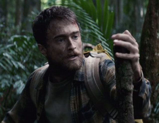 'Jungle' Trailer: It's Daniel Radcliffe Versus Mother Nature